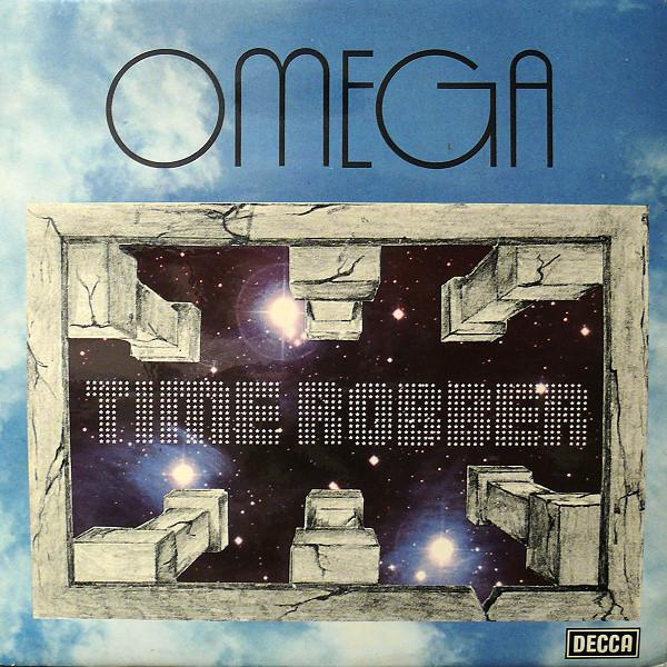 Omega - Time Robber (LP, Album, Used) - Used Records - Decca at Funky Moose Records