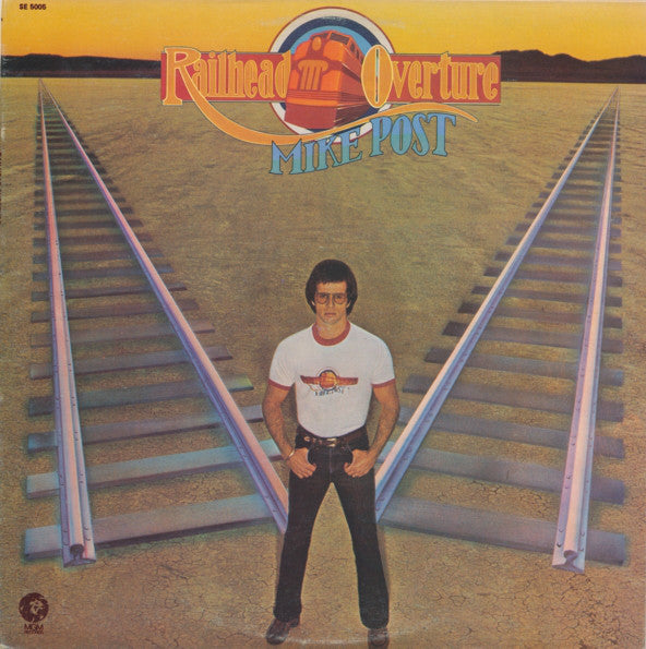 Mike Post - Railhead Overture (LP, Used) - Used Records - MGM Records at Funky Moose Records