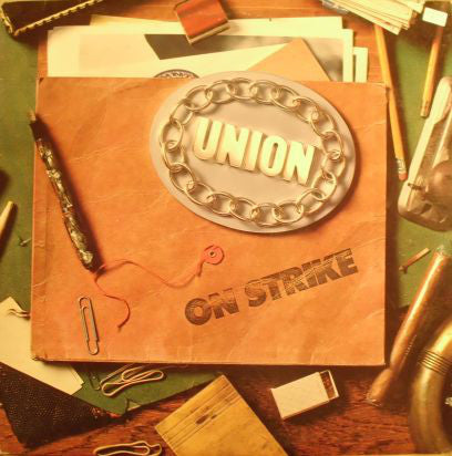 Union - On Strike (LP, Used) - Used Records - Portrait at Funky Moose Records