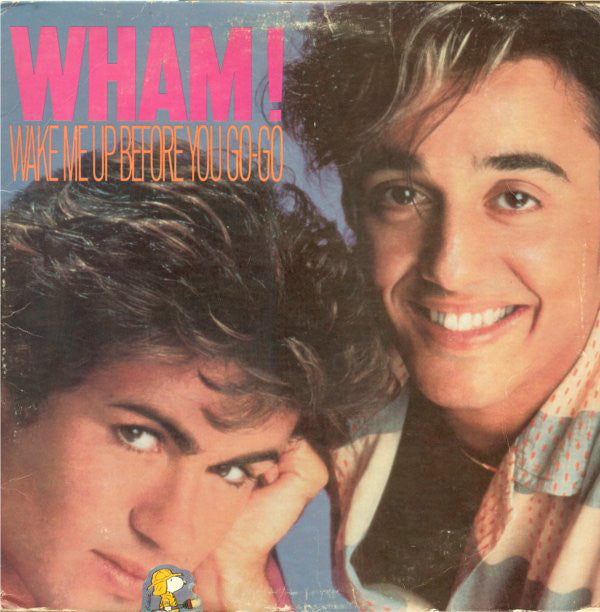 "Wham! - Wake Me Up Before You Go-Go (12"", Used) - Used Records - Columbia at Funky Moose Records"