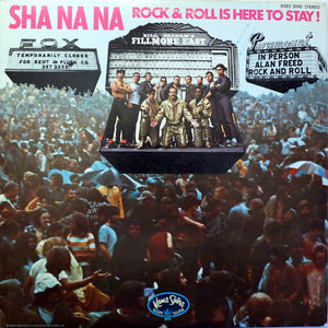 Sha-Na-Na - Rock & Roll Is Here To Stay (LP, Used) - Used Records - Kama Sutra at Funky Moose Records
