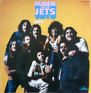 Ruben And The Jets - For Real (LP, Album, Used) - Used Records - Mercury at Funky Moose Records