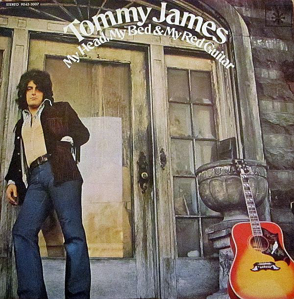 Tommy James - My Head, My Bed & My Red Guitar (LP, Album, Used) - Used Records - Roulette at Funky Moose Records