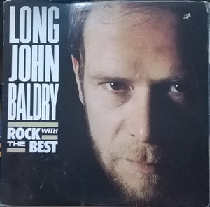 Long John Baldry - Rock With The Best (LP, Album, Used) - Used Records - Capitol Records at Funky Moose Records