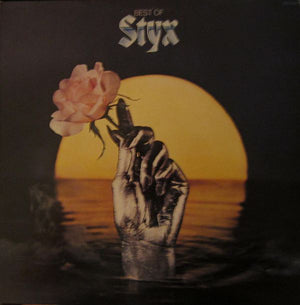 Styx - Best Of Styx (LP, Comp, Used) - Used Records - Wooden Nickel Records at Funky Moose Records