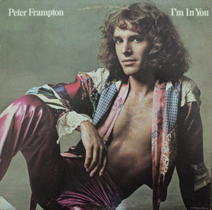 Peter Frampton - I'm In You (LP, Album, Used) - Used Records - A&M Records at Funky Moose Records