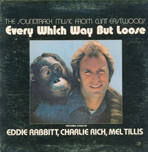 Various - The Soundtrack Music From Clint Eastwood's Every Which Way But Loose (LP, Comp, Used) - Used Records - Elektra at Funky Moose Records