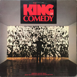 Various - The King Of Comedy (LP, Used) - Used Records - Warner Bros. Records at Funky Moose Records
