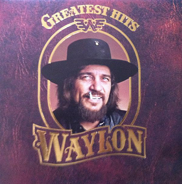 Waylon Jennings - Greatest Hits (LP, Comp, Used) - Used Records - RCA at Funky Moose Records