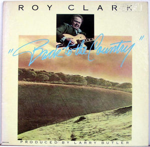Roy Clark - Back To The Country (LP, Used) - Used Records - MCA Records at Funky Moose Records