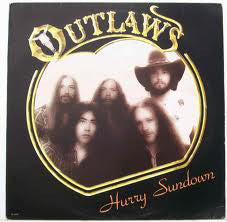 Outlaws - Hurry Sundown (LP, Album, Used) - Used Records - Arista at Funky Moose Records