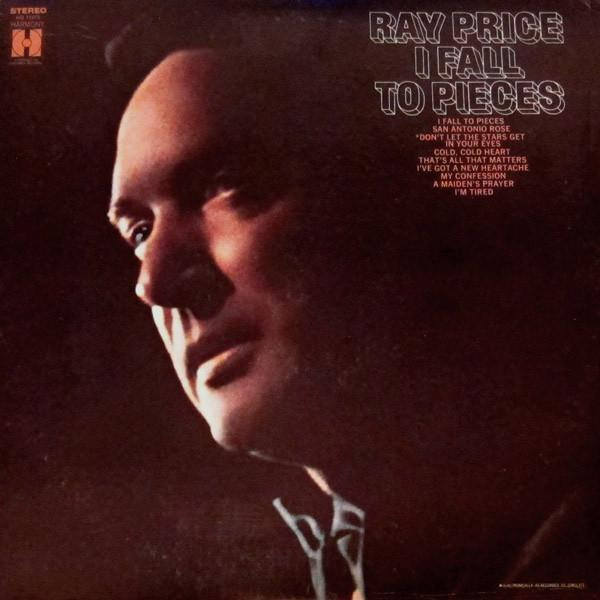 Ray Price - I Fall To Pieces (LP, Comp, Used) - Used Records - Harmony (4) at Funky Moose Records