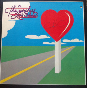 The Searchers - Love's Melodies (LP, Album, Used) - Used Records - Sire at Funky Moose Records