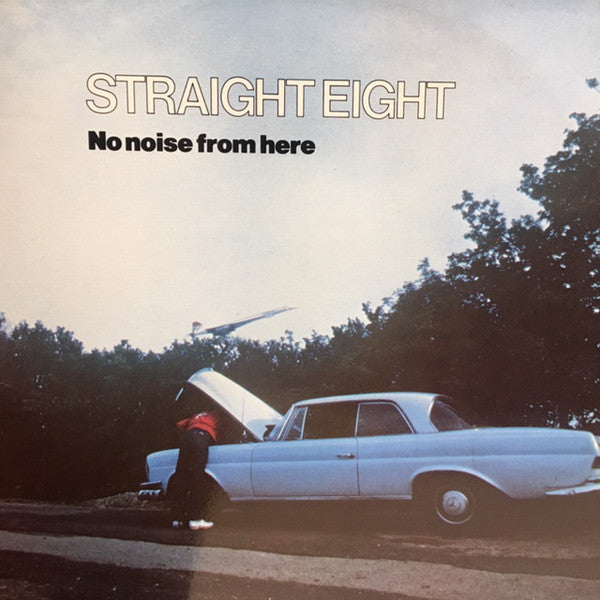 Straight Eight - No Noise From Here (LP, Album, Used) - Used Records - El Mocambo at Funky Moose Records