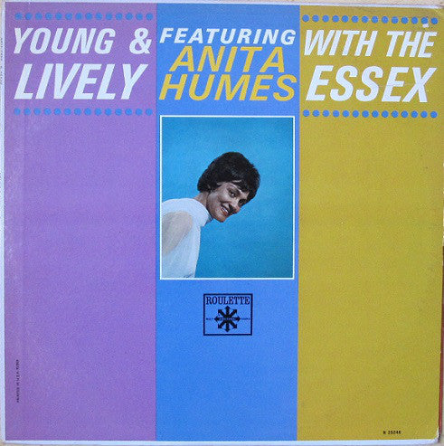 Anita Humes - Young And Lively (LP, Album, Mono, Used)