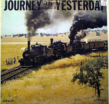 Various - Journey To Yesterday Volume 2 (LP, Used)