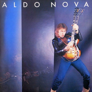 Aldo Nova - Aldo Nova (LP, Album, Used) - Used Records - Portrait at Funky Moose Records