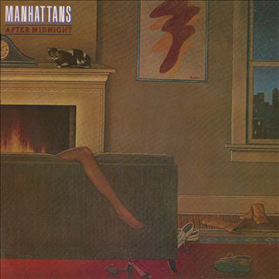 Manhattans - After Midnight (LP, Album, Used) - Used Records - Columbia at Funky Moose Records