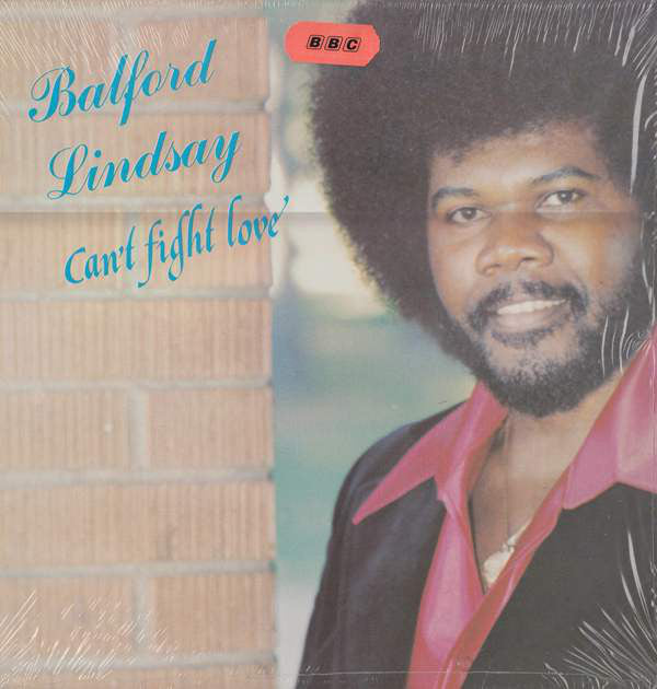 Balford Lindsay - Can't Fight Love (LP, Album, Used)