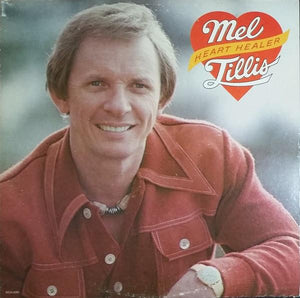 Mel Tillis - Heart Healer (LP, Album, Used) - Used Records - MCA Records at Funky Moose Records
