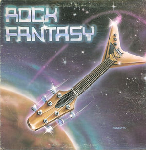 Various - Rock Fantasy (LP, Album, Comp, Used) - Used Records - A Columbia Musical Treasury at Funky Moose Records