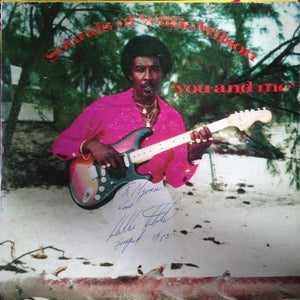 Sounds Of Willie Wilson - You And Me (LP, Album, Used) - Used Records - Miami Sound Studio at Funky Moose Records