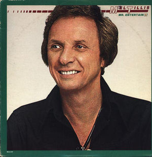 Mel Tillis - Mr. Entertainer (LP, Used) - Used Records - MCA Records at Funky Moose Records