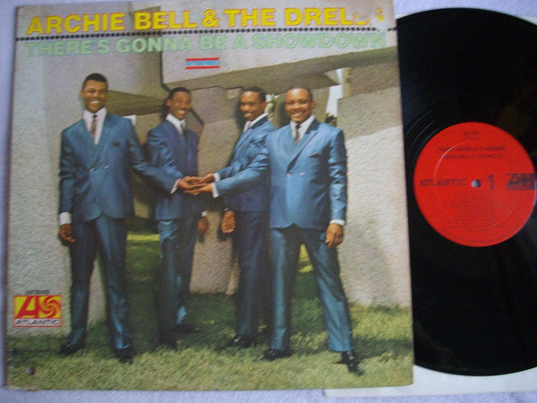 Archie Bell & The Drells - There's Gonna Be A Showdown (LP, Album, Used)