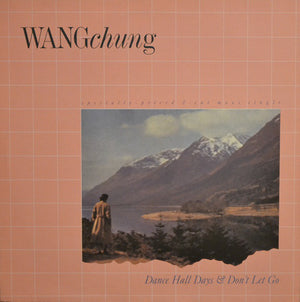 "Wang Chung - Dance Hall Days (12"", Single, Used) - Used Records - Geffen Records at Funky Moose Records"