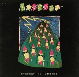 Manteca - Strength In Numbers (LP, Used) - Used Records - Ready Records at Funky Moose Records