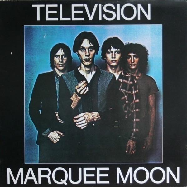 Television - Marquee Moon (LP, Album, Used) - Used Records - Elektra at Funky Moose Records