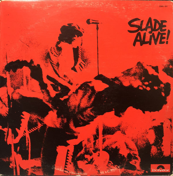 Slade - Slade Alive! (LP, Used) - Used Records - Polydor at Funky Moose Records