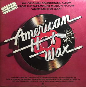 "Various - The Original Soundtrack Album From The Paramount Motion Picture ""American Hot Wax"" (2xLP, Album, Comp, Used) - Used Records - A&M Records at Funky Moose Records"