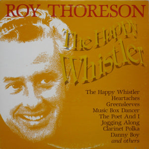 Roy Thoreson - The Happy Whistler (LP, Album, Used) - Used Records - AHED at Funky Moose Records