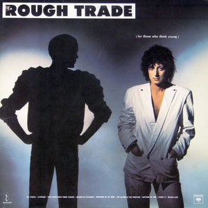 Rough Trade - For Those Who Think Young (LP, Album, Used) - Used Records - True North Records at Funky Moose Records