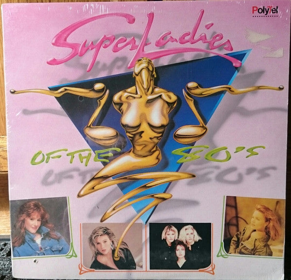 Various - Super Ladies Of The 80's (LP, Comp, Used)