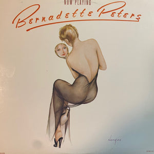 Bernadette Peters - Now Playing (LP, Used)