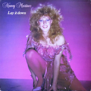Nancy Martinez - Lay It Down (LP, Album, Used) - Used Records - Matra at Funky Moose Records