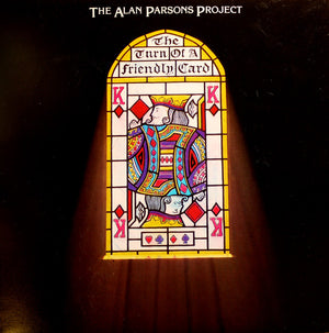 The Alan Parsons Project - The Turn Of A Friendly Card (LP, Album, Used) - Used Records - Arista at Funky Moose Records