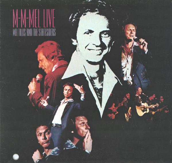 Mel Tillis And The The Statesiders - M-M-Mel Live (LP, Used) - Used Records - MCA Records at Funky Moose Records