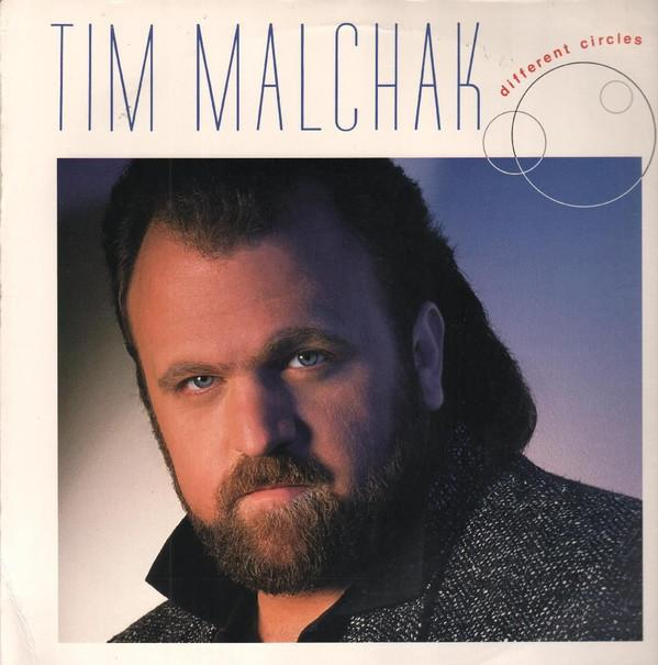 Tim Malchak - Different Circles (LP, Album, Used) - Used Records - Universal at Funky Moose Records
