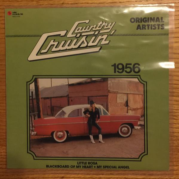 Various - Country Cruisin' 1956 (LP, Used) - Used Records - Ruby Records Ltd at Funky Moose Records