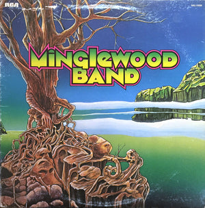 Minglewood Band - Minglewood Band (LP, Album, Used) - Used Records - RCA Victor at Funky Moose Records