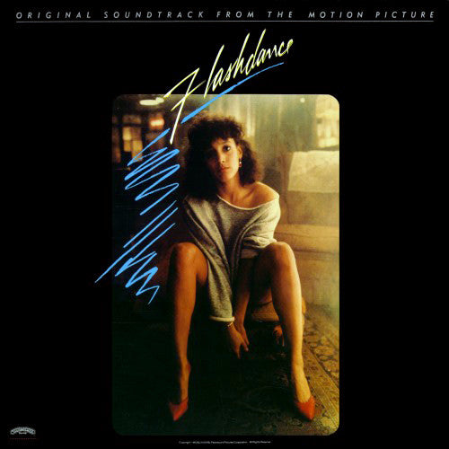 Various - Flashdance (Original Soundtrack From The Motion Picture) (LP, Album, Used)