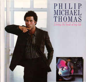 Philip-Michael Thomas - Living The Book Of My Life (LP, Album, Gat, Used) - Used Records - Spaceship Records at Funky Moose Records