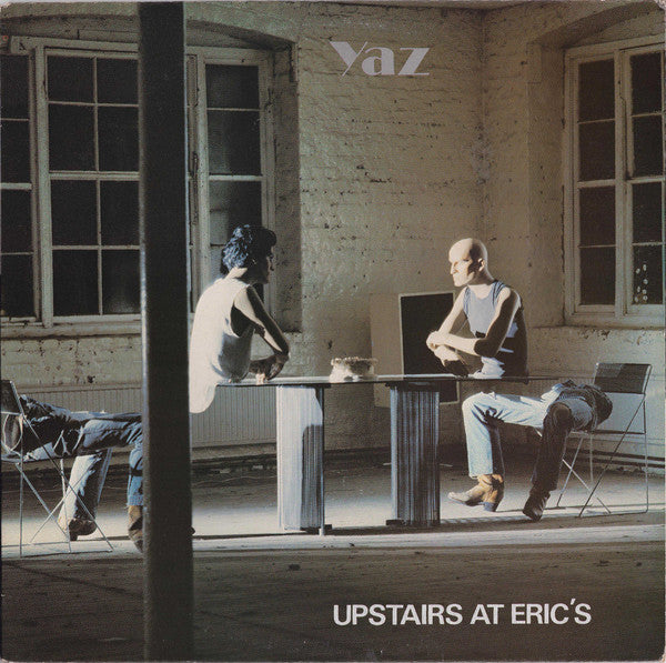 Yazoo - Upstairs At Eric's (LP, Album, Used) - Used Records - Sire at Funky Moose Records