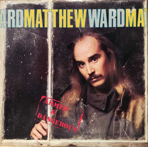 Matthew Ward - Armed & Dangerous (LP, Album, Used) - Used Records - Live Oak Records at Funky Moose Records