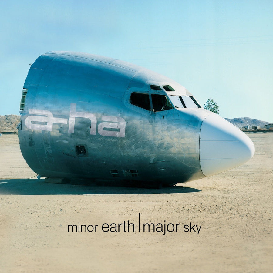 a-ha - Minor Earth | Major Sky (2LP, Reissue, Remastered)Vinyl