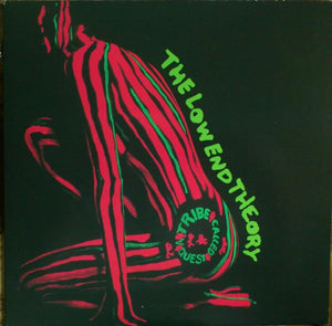 A Tribe Called Quest - The Low End Theory (2LP)Vinyl