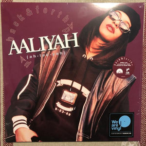 Aaliyah - Back & Forth (Single, Reissue)Vinyl